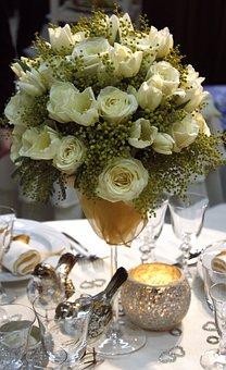 Bouquet, Flowers, Flower, Wedding, Bride, Plant