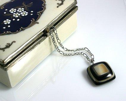 Jewelry Box, Jewelry, Fashion, Luxury, Box, Vintage