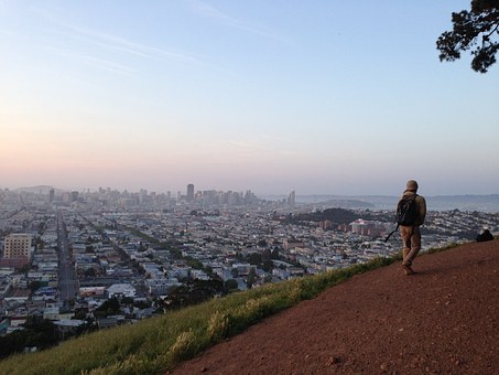 San Francisco, Sf, Francisco, San, California, Landmark