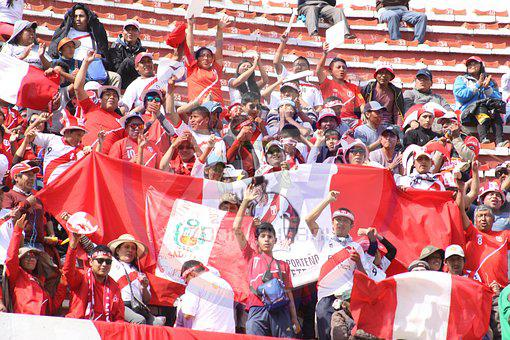 Peru, Bolivia, Peruvian Fans, Peace, Peruvian Selection