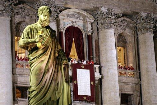 Pope, Saint Peter, Vatican, Church, Catholic, Paul