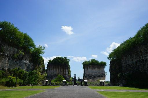 Indonesia, Bali, Island, Nature, Travel, Scenery, Blue