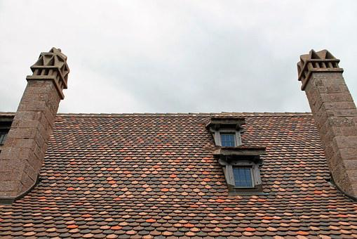 Roof, Castle, Europe, Travel, Architecture, Old