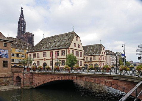 Strasbourg, Historic Center, City Museum, Cathedral