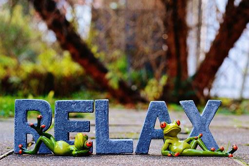 Relax, Frogs, Rest, Concerns, Recovery, Favorite Place