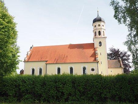 Church, Mountain Church Of Our Lady, Fountain Mountain