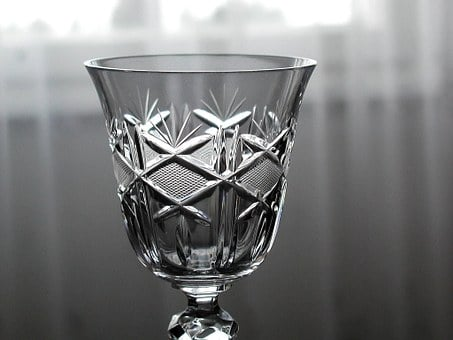 Lead Glass, Crystal, Glass, Decoration, Crystal Glass