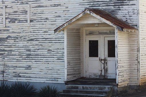 Historic, Property, House, Rosenwald, White, Built