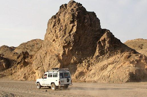 Desert, Sand, Egypt, Desert Safari, Off-road Car, Jeep
