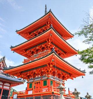 Sensō-ji Temple, Japan, Kyoto, Landmark, Tourism, Asia