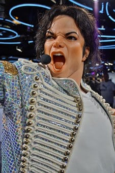 Michael Jackson, Wax, The Dummy, Wax Museum, Grevin