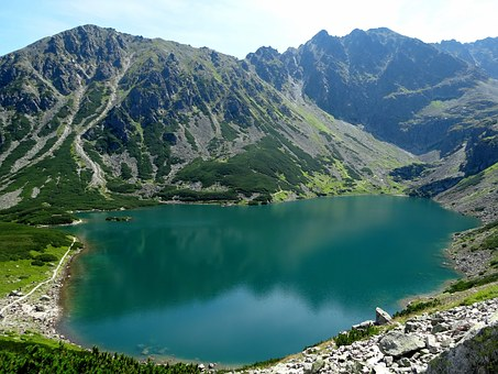 Tatry, Poland, Mountains, Landscape