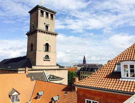 Our Lady Church, Christiansborg Parliament, Copenhagen