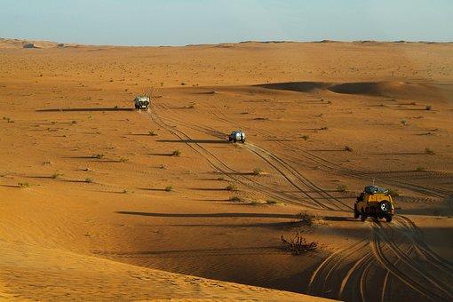 Sahara, Desert, 4x4, Sand, Rally Off-road