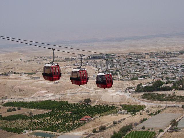 Rollercoaster, Travel, Israel, View, Three