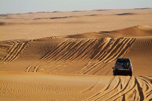 Sahara, Desert, 4x4, Dunes, Sand, Rally Off-road