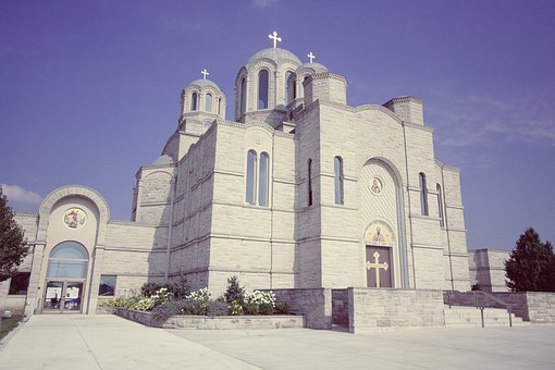 St Sava Serbian, Church, Orthodox Church, Chapel