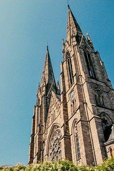 Strasbourg, France, Cathedral