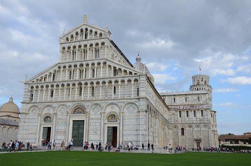 Pisa, Trip, Tourism, Italia, Tourism In Step