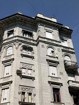 Buenos Aires, Argentina, Architecture, Urban, Building