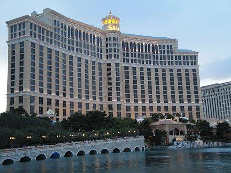 Bellagio, Las Vegas, Casino, Bellagio Hotel