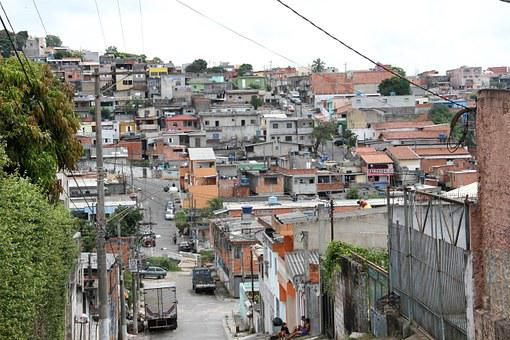 Brazilian Reality, Brazil, City Of Carapicuiba City