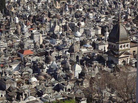Recoleta Cemetery, Buenos Aires, Cemetery, Tomb