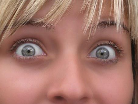Eyes, Girl, Eye, Beautiful, Close, Color, Green, Younge