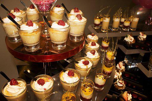 Desserts, Sweet, Delight, Pastry, Creamy, Delicious