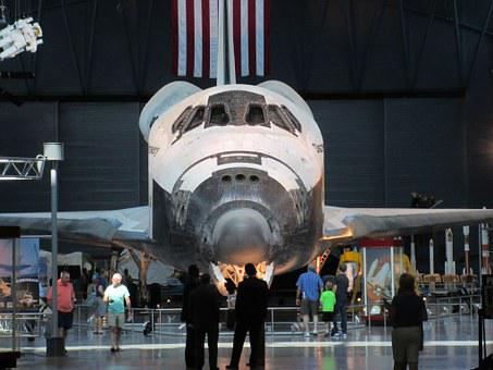 Space Shuttle, Discovery, Exploration, Spaceship