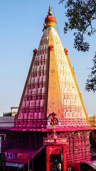 Temple, Hindu, Hinduism, Tourism, India, Asia, Religion