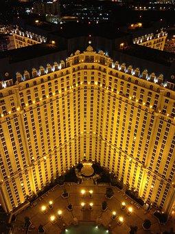 Las Vegas, Paris, Hotel, Places Of Interest, Casino