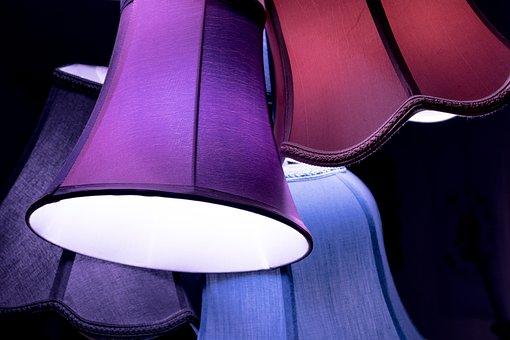 Lamp, Lampshade, Table Lamp, Light, Decorative