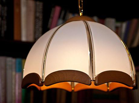 Shades, Lampshade, Replacement Lamp, A Shining Lamp