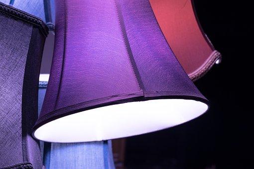 Lampshade, Lamp, Table Lamp, Light, Decorative