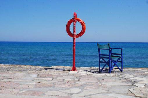 Life Buoy, Rescue, Beach, Beach Chair, Water, Baywatch