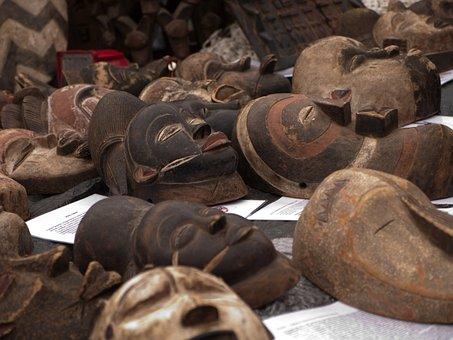 Junk Yard, Budapest, Facial, Mask, Face Masks