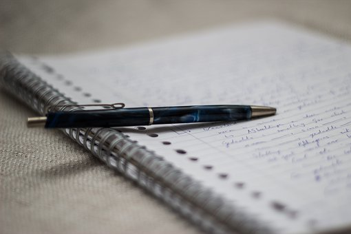 To Write, Pen, Notes, Page, Words, Line Paper