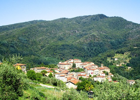 Castelvecchio, Pescia, Landscape, Tuscany