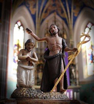 Figure, Sculpture, Christianity, Believe, Religion