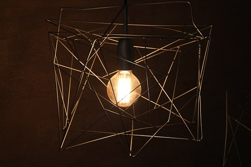 Replacement Lamp, Lighting, The Light Bulb, Lampshade