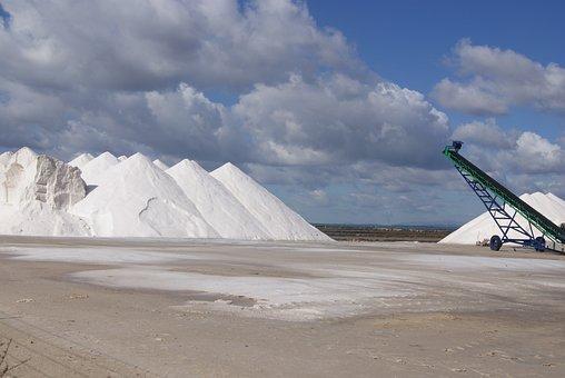 Sea Salt, Salt, Salzberg, Salt Industry, Mallorca