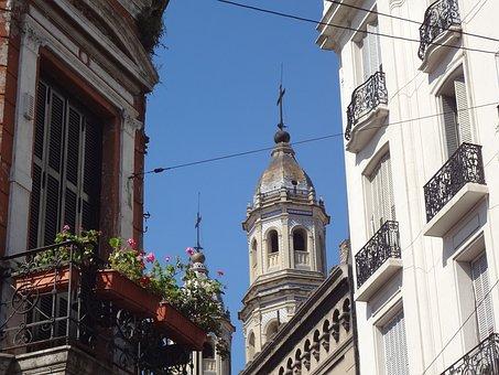 Church Tower, San Telmo, Buenos Aires