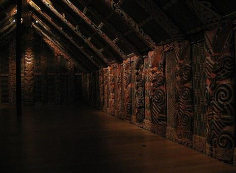 Home Hotunui, Sculpted In 1878, Wedding Gift, Wood