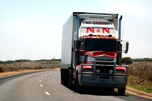 Truck, Semi Trailers, Australia, Transport