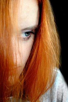 Sad, Woman, Mood, Sadness, Thoughts, View, Distrust