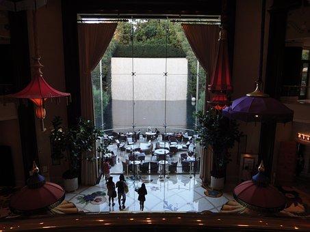 Wynn Hotel, Las Vegas, Interior, Hotel, Nevada