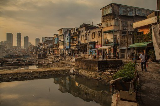 Xiamen, Slum Dwellers, Street Photography, Sha Po