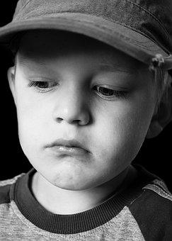 Sad, Child, Boy, Kid, Young, Mood, Sadness, Thoughts