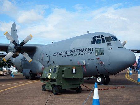 C130, Hercules, C-130, Airplane, Aircraft, Transport